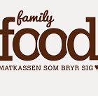Logga för FamilyFood