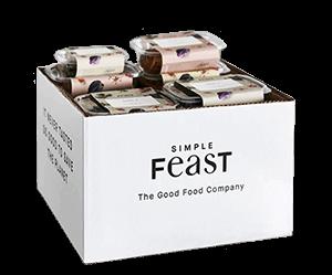Bild som föreställer Family Feast Vegetarisk